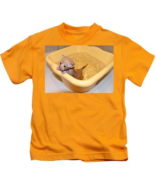 Little Bath Kids T-Shirt