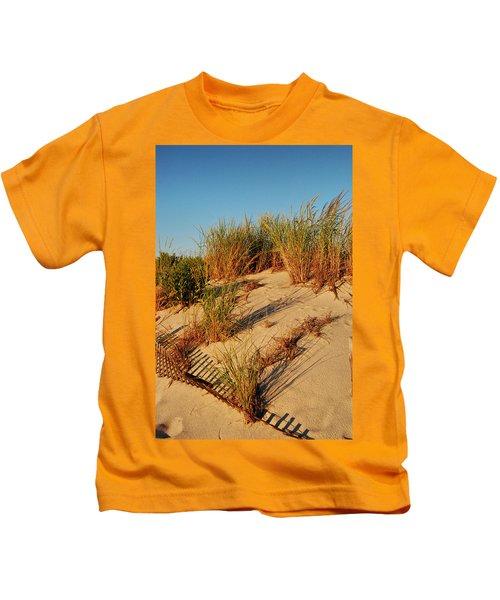 Sand Dune II - Jersey Shore Kids T-Shirt
