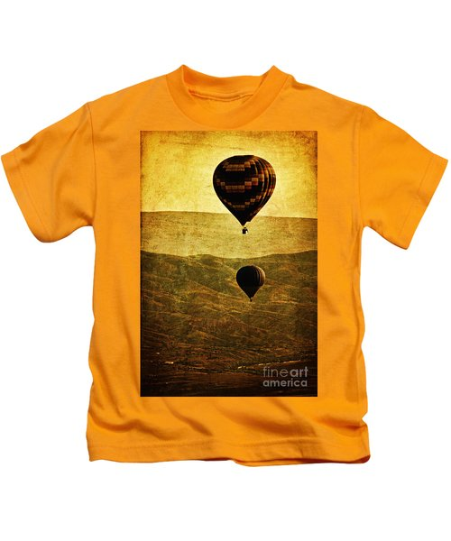 Soaring Heights Kids T-Shirt