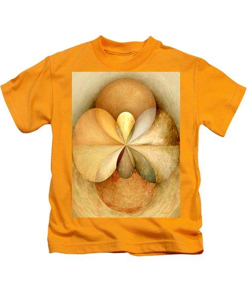 Wood Study 03 Kids T-Shirt