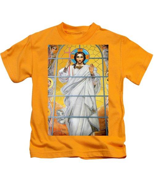Christ The Redeemer Kids T-Shirt