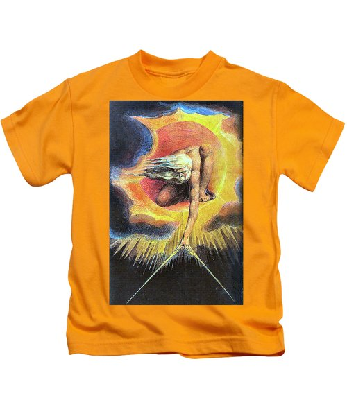 God As Architect Kids T-Shirt