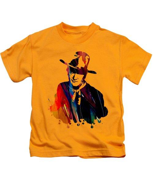 John Wayne Collection Kids T-Shirt