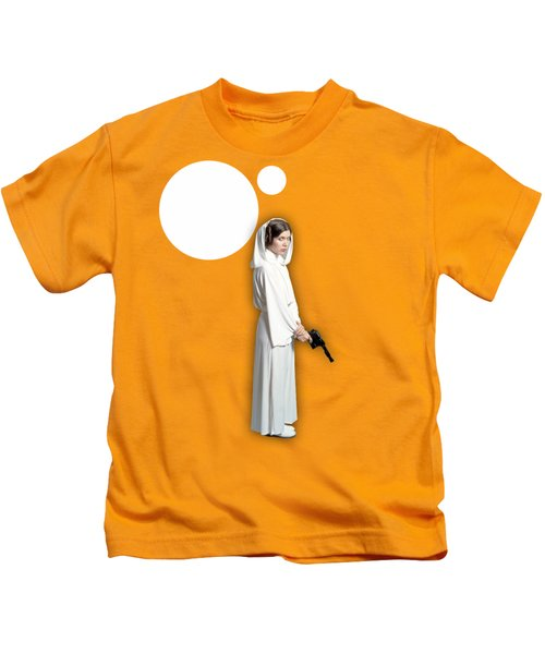 Star Wars Princess Leia Collection Kids T-Shirt