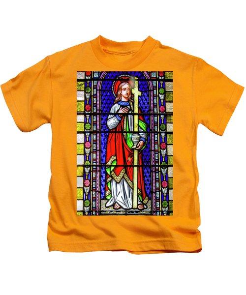 Saint Anne's Windows Kids T-Shirt