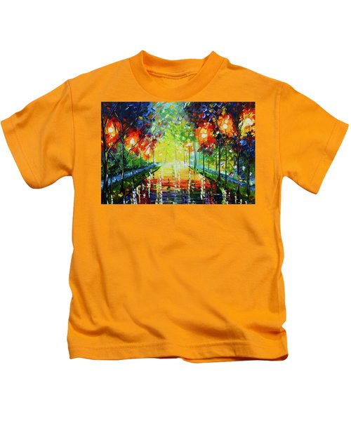 Bright Path Kids T-Shirt