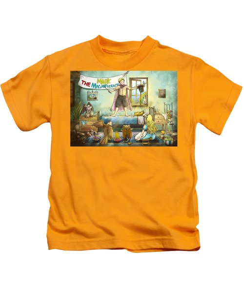 Mark The Magnificent Kids T-Shirt