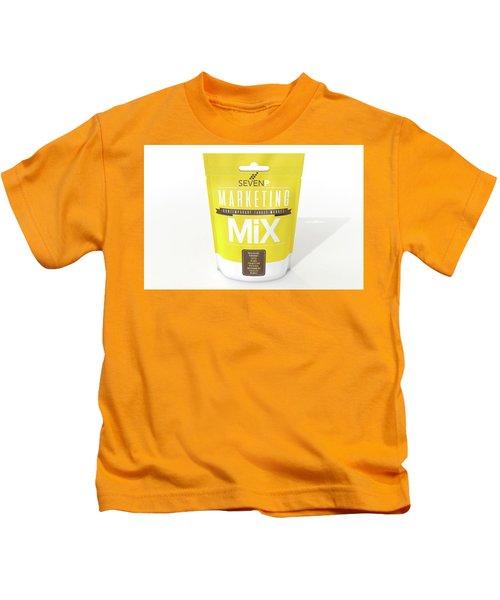 Marketing Mix 7 P's Kids T-Shirt
