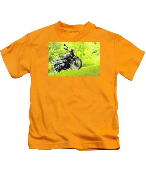 2013 Triumph Scrambler Kids T-Shirt