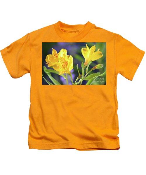 2017 Wild Lilies  Kids T-Shirt