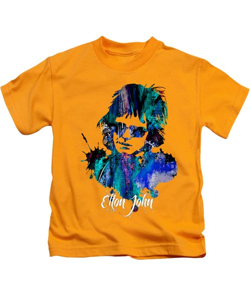 Elton John Collection Kids T-Shirt