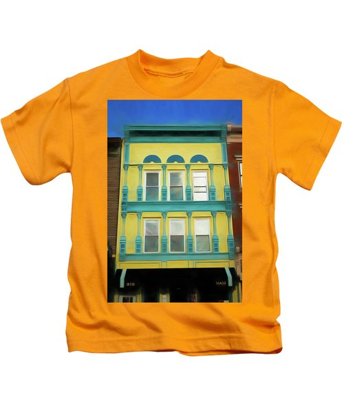 315 Main  Kids T-Shirt
