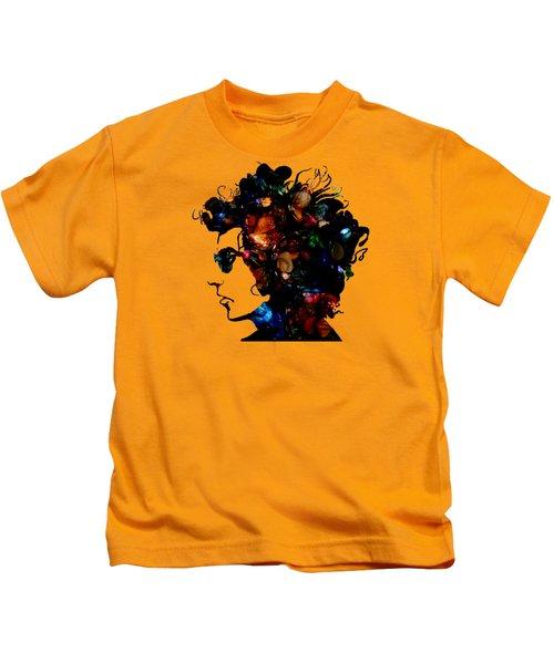 Bob Dylan Collection Kids T-Shirt