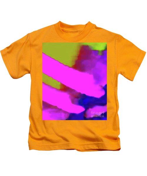 7-19-2015babcdefghijk Kids T-Shirt