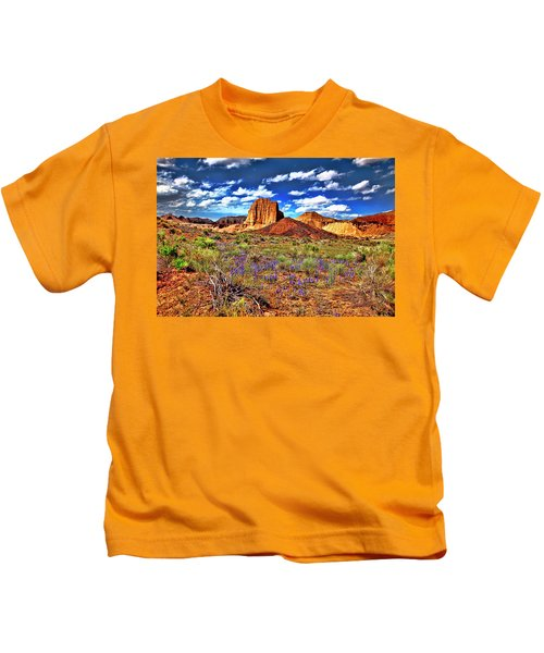 Capitol Reef National Park Kids T-Shirt