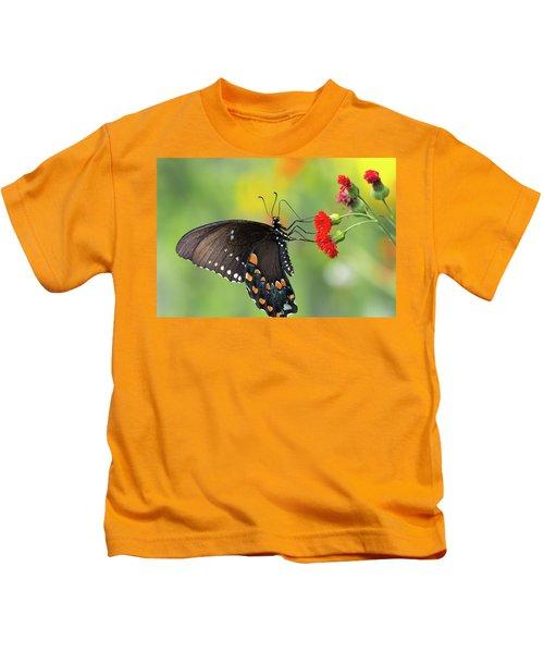 A Butterfly  Kids T-Shirt