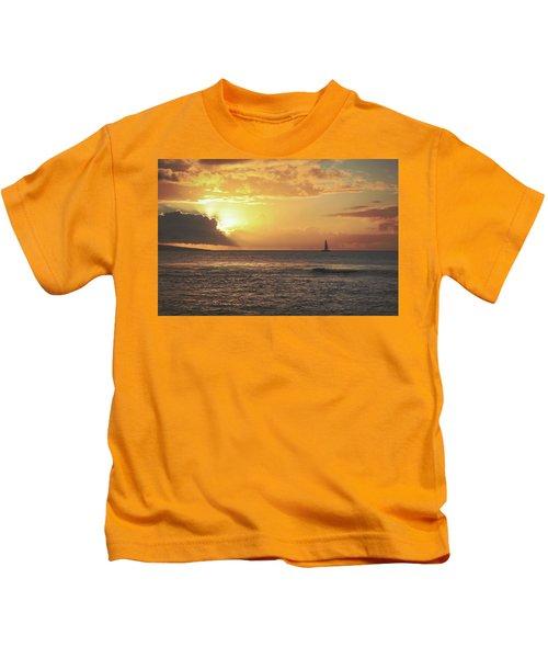 A Journey's End Kids T-Shirt