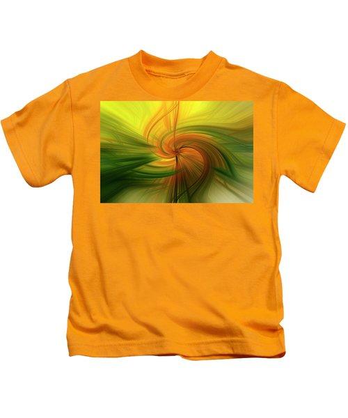 Abstract 12 Kids T-Shirt