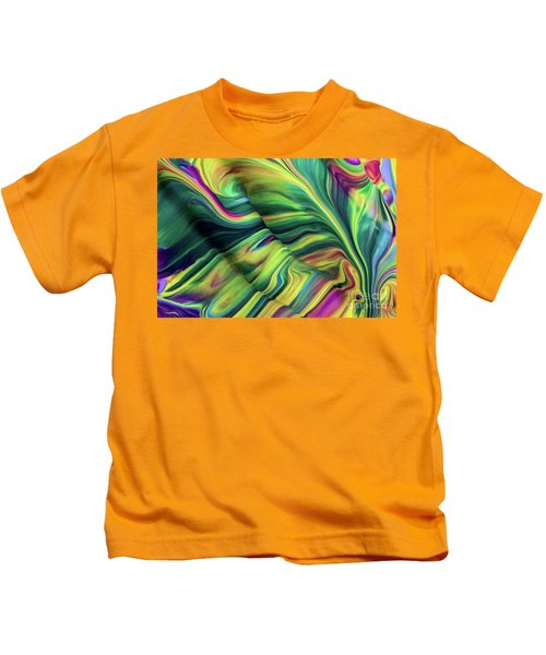 Aegean Wave Kids T-Shirt