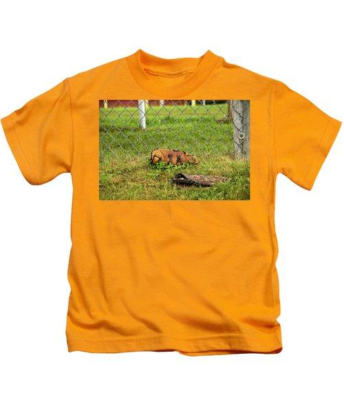 After Video Games Kids T-Shirt