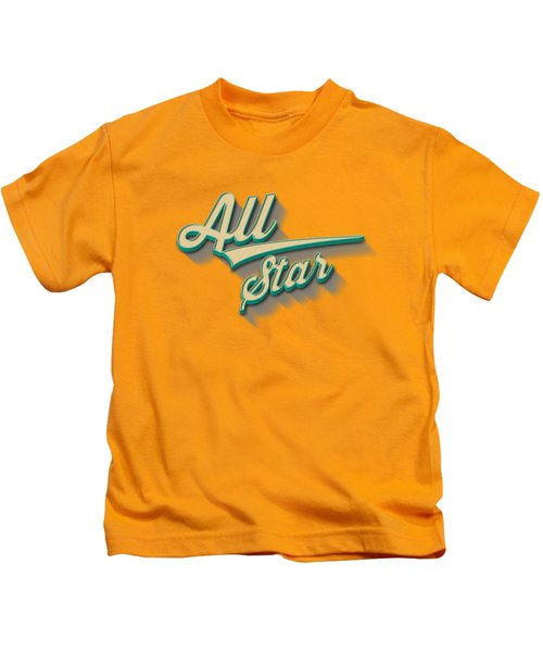 All Star Tee Kids T-Shirt