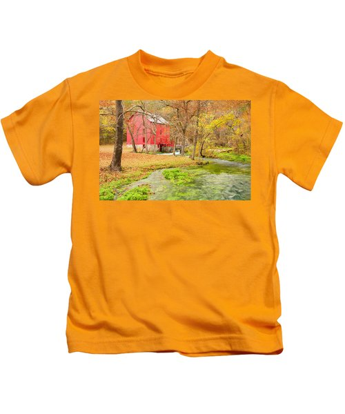 Alley Spring Kids T-Shirt