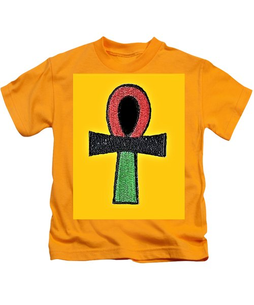 Ankh Life Kids T-Shirt