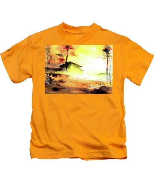 Another Good Morning Kids T-Shirt