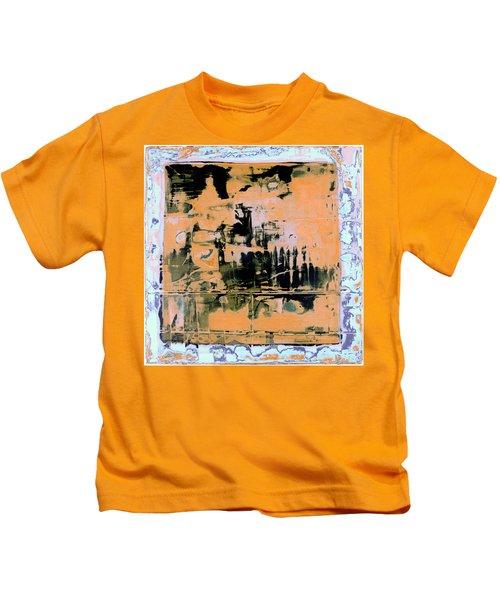 Art Print California 07 Kids T-Shirt