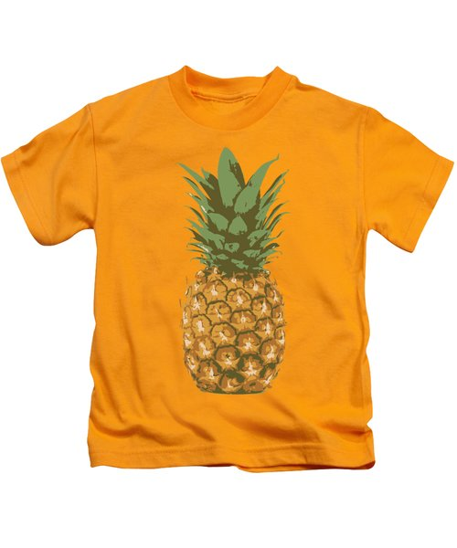 Pineapples Kids T-Shirt