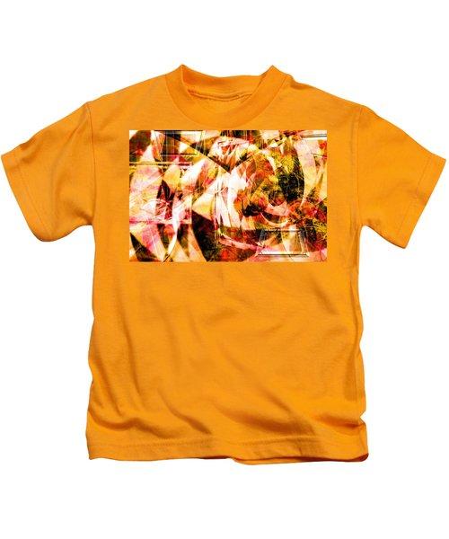 Autumn Memories Kids T-Shirt
