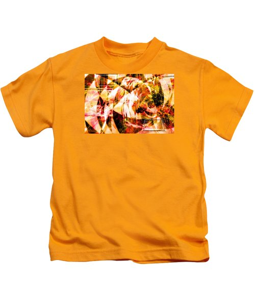 Autumn Memories Kids T-Shirt