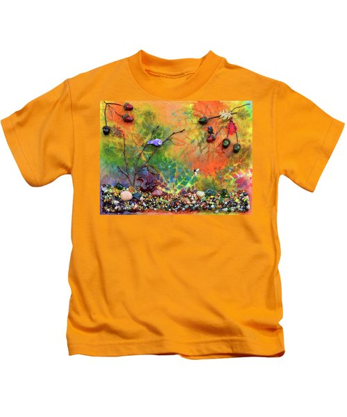 Autumnal Enchantment Kids T-Shirt