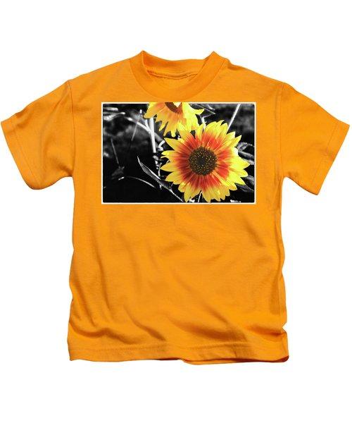 Back-lit Brilliance Kids T-Shirt