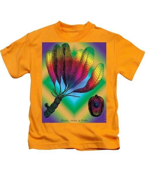 Basia Plant Kids T-Shirt