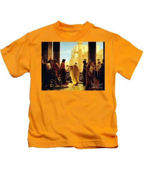 Behold The Man Kids T-Shirt