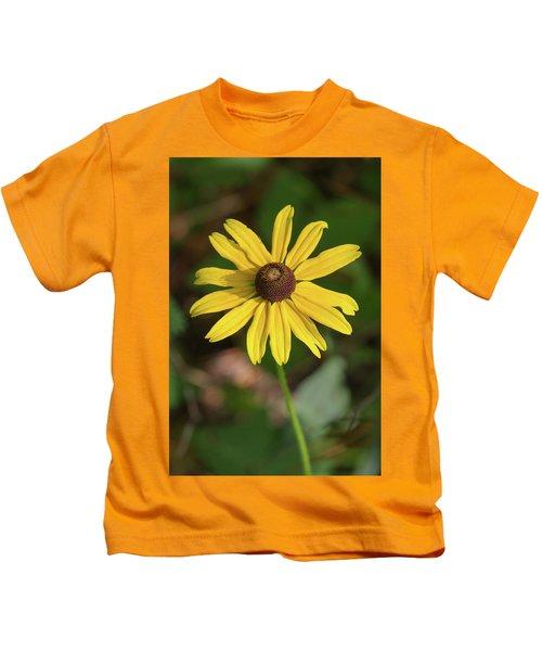 Blackeyed Susan Kids T-Shirt