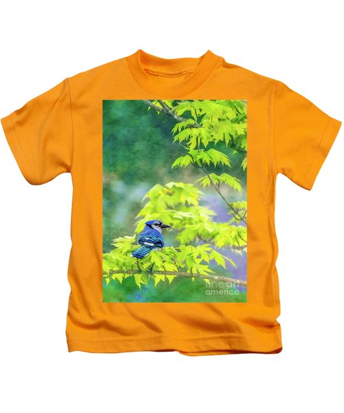 Bluejay Kids T-Shirt