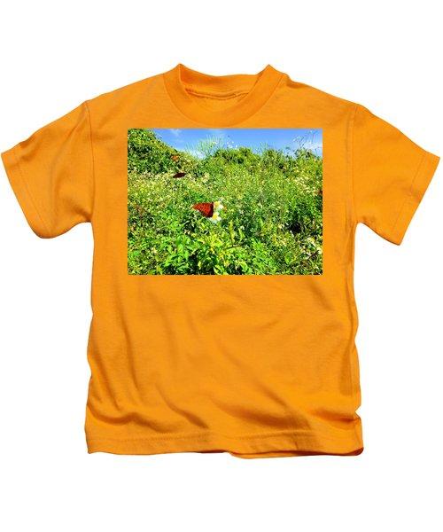 Butterfly Bonanza Kids T-Shirt