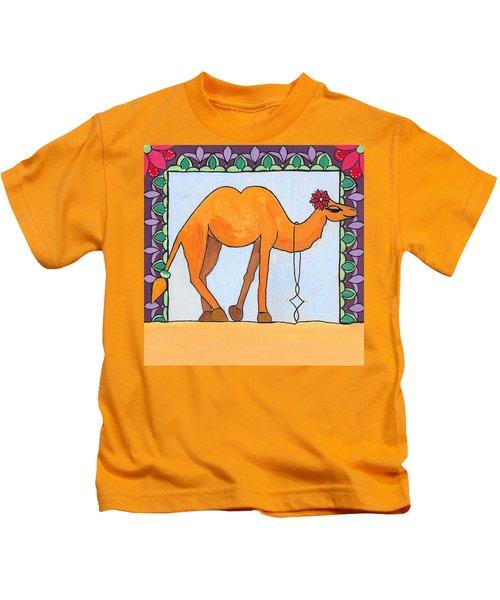 Camel Kids T-Shirt