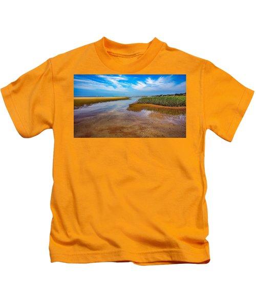 Cape Perspective Kids T-Shirt