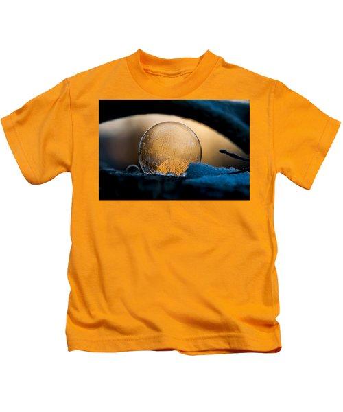 Captured Sunrise Kids T-Shirt