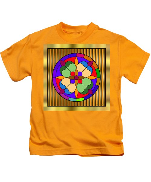Circle On Bars 4 Kids T-Shirt