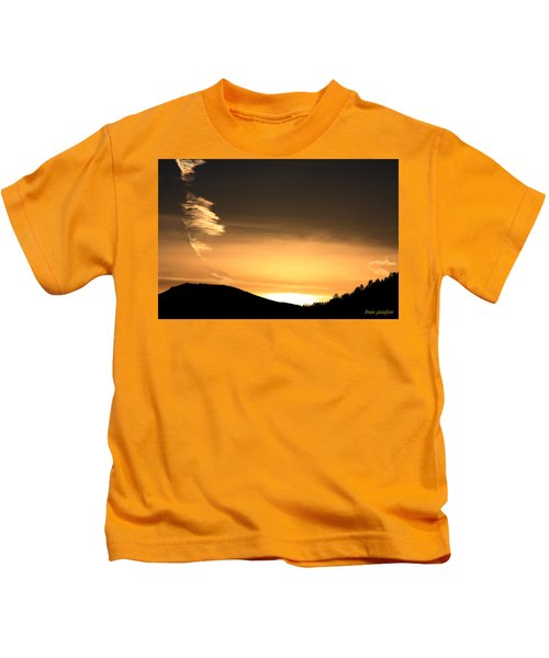 Clouds Of A Feather Kids T-Shirt