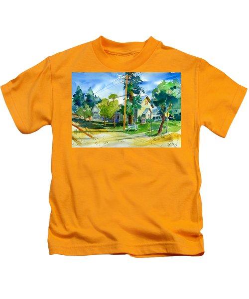 Colfax Methodist Church Kids T-Shirt