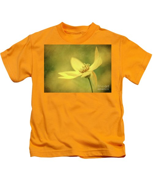 Coreopsis Kids T-Shirt