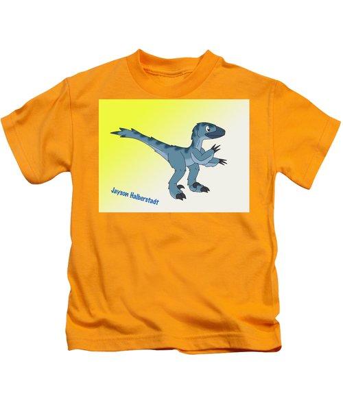 Cory The Raptor Kids T-Shirt