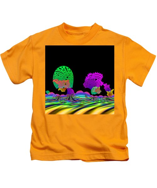 Cubistrain Kids T-Shirt