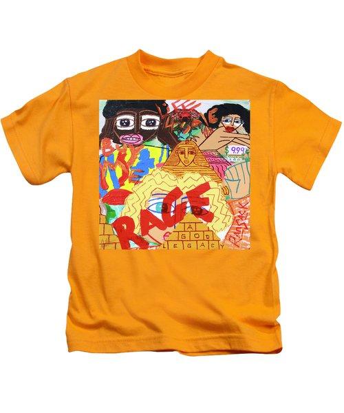 Culture Vultures Kids T-Shirt