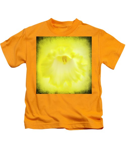 Daffodils Are Yellow Kids T-Shirt